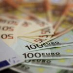 Briefjes geld